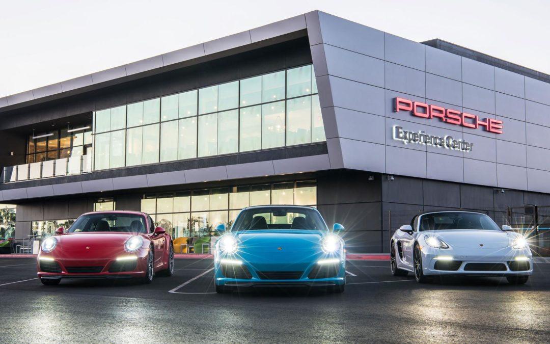 Vivez une expérience unique au Porsche Experience Center!