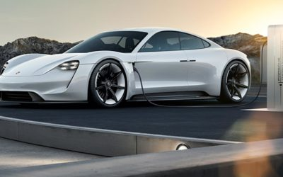 La Mission E : le modèle électrique de Porsche!