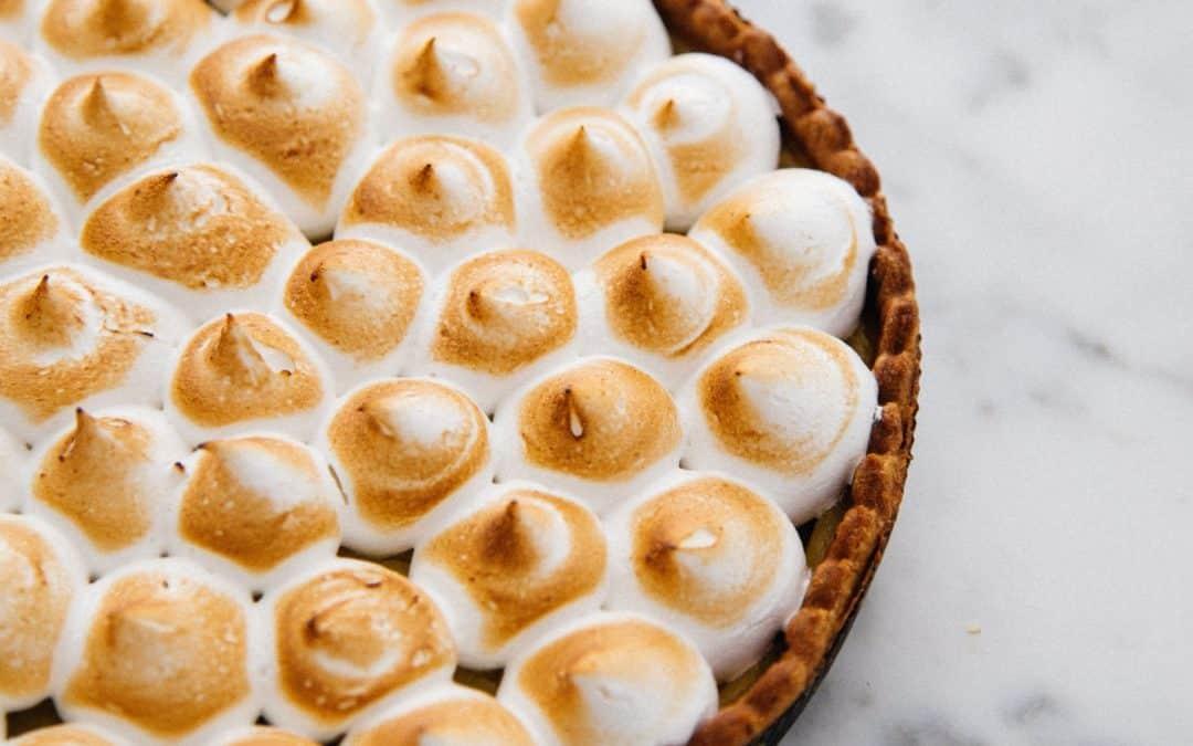 Savez-vous cuisiner la recette de la tarte au citron meringuée?