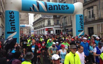 C'est le Marathon de Nantes!
