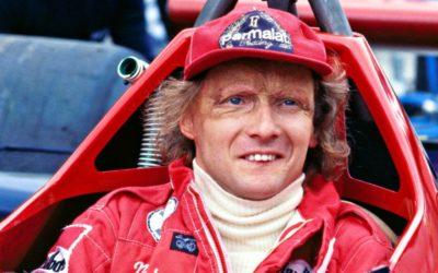 Niki Lauda, un mental d'acier!
